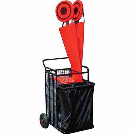 Football Equipment Cart, Black