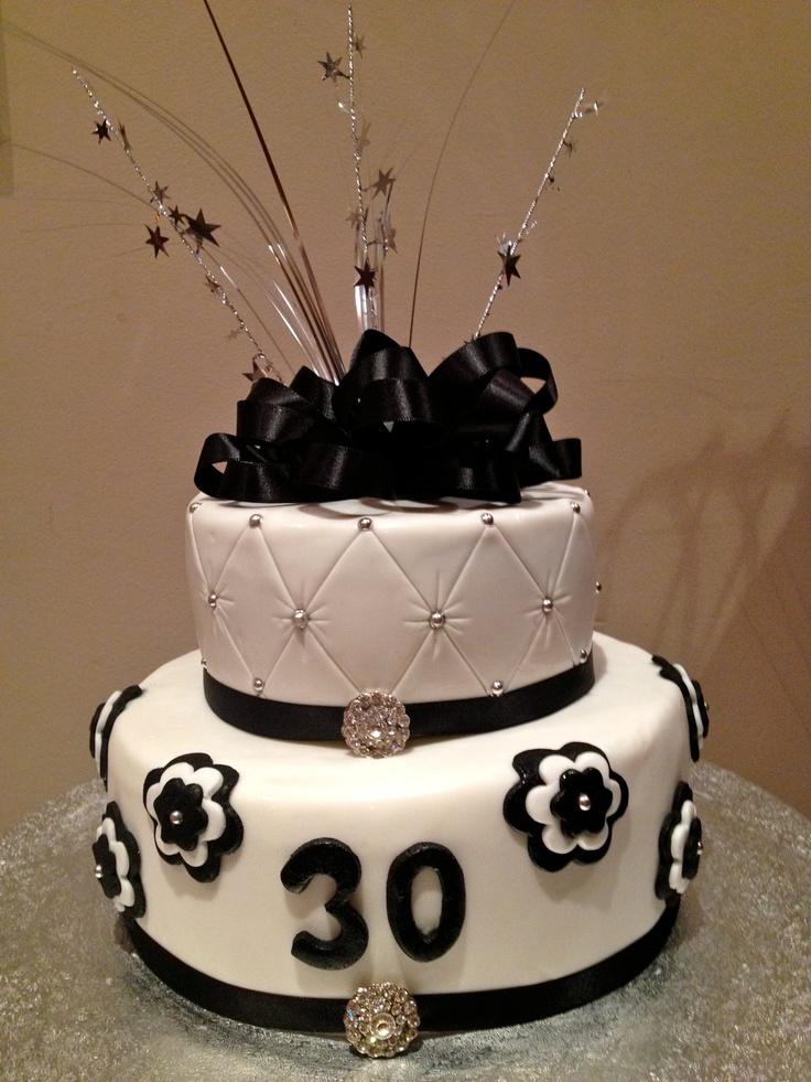 Nellie's 30th birthday cake.