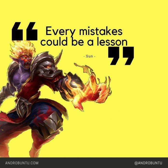 7 Quote Keren Dan Inspiratif Dari Hero Mobile Legends Kata Kata Kata Kata Inspiratif