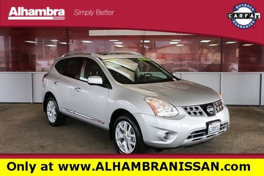 Sport Utility, 2012 Nissan Rogue SV with 4 Door in Alhambra, CA (91801)