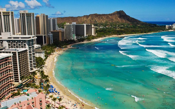Oahu, Hawaii - 5 things to do and how to get to them