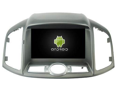 Android 6.0 octa core 2GB RAM car dvd play for Chevrolet Captiva 2012-2013 GPS navi wifi 3g dvr radio BT headunit tape recorder