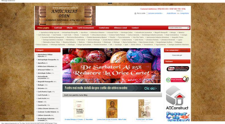 Magazin online anticariat Iasi cu peste 15000 de carti