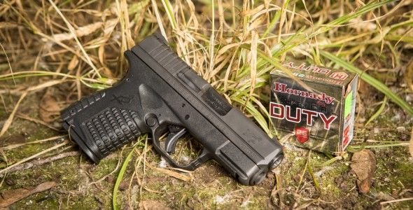 Springfield XDs 9mm Review – Raising the bar | The Bang Switch