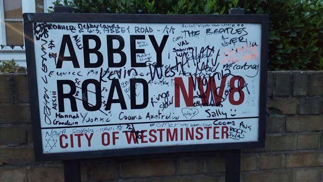 [ Teil 2 ] London is calling - Was muss ich in London sehen?  Unter anderem ein Artikel über die Abbey Road in London ( Den Beatles auf der Spur )