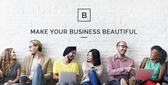 Bridge - Creative Multi-Purpose #WordPress Theme  #business