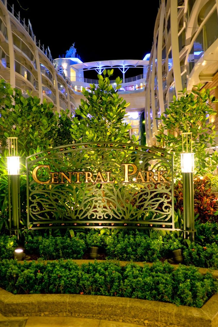 Royal Caribean Allure of the Seas Cruise: Things To Do
