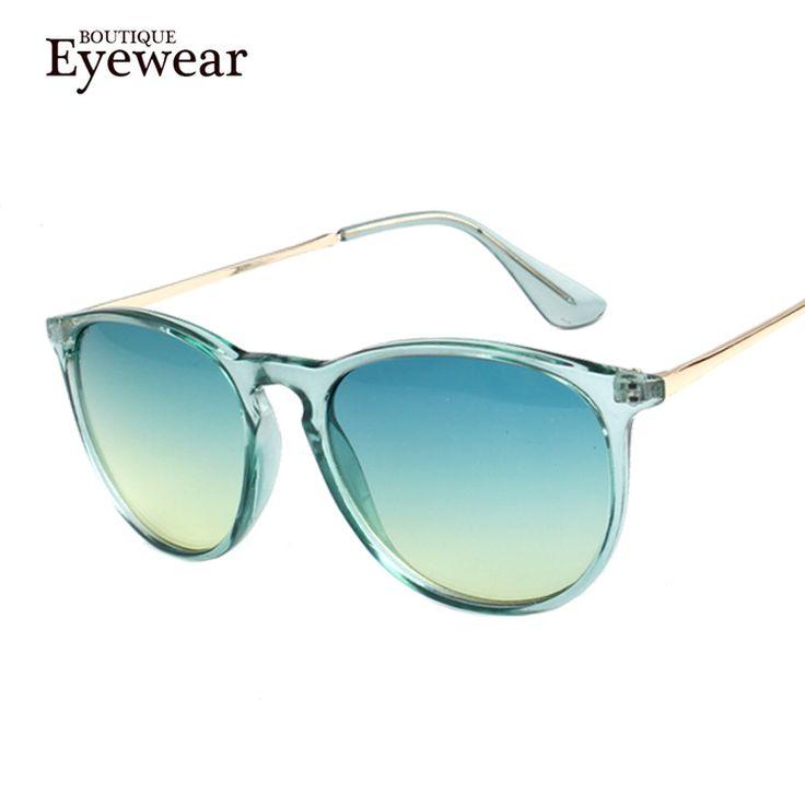 Купить товарБУТИК Моды Новый Cat Eye Солнцезащитные Очки Женщины Винтаж…