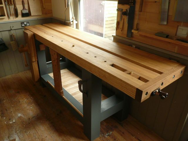 American Woodshop Workbench Woodworking Projects Amp Plans