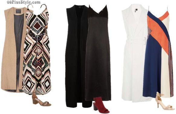Wie trage ich ein Slip-Kleid über 40 – 7 verschiedene Optionen zur Auswahl…