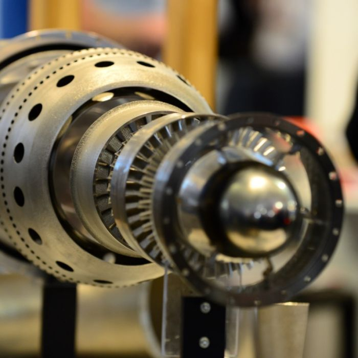 Australian researchers create the world's first 3D-printed jet engine in a manufacturing breakthrough.