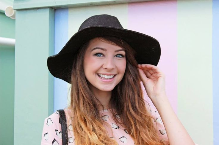 Are you following my blog? If not, go have a peek! www.zoella.co.uk