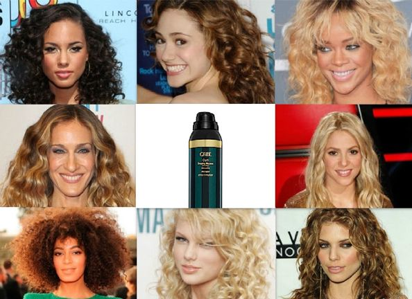 Expert Tips: Styling, managing and caring for curly, wavy and textured hair. #oribehair #curl #mousse