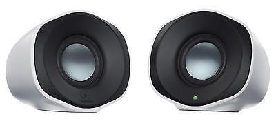 New Logitech Logitech Z110 Computer Stereo Speaker System