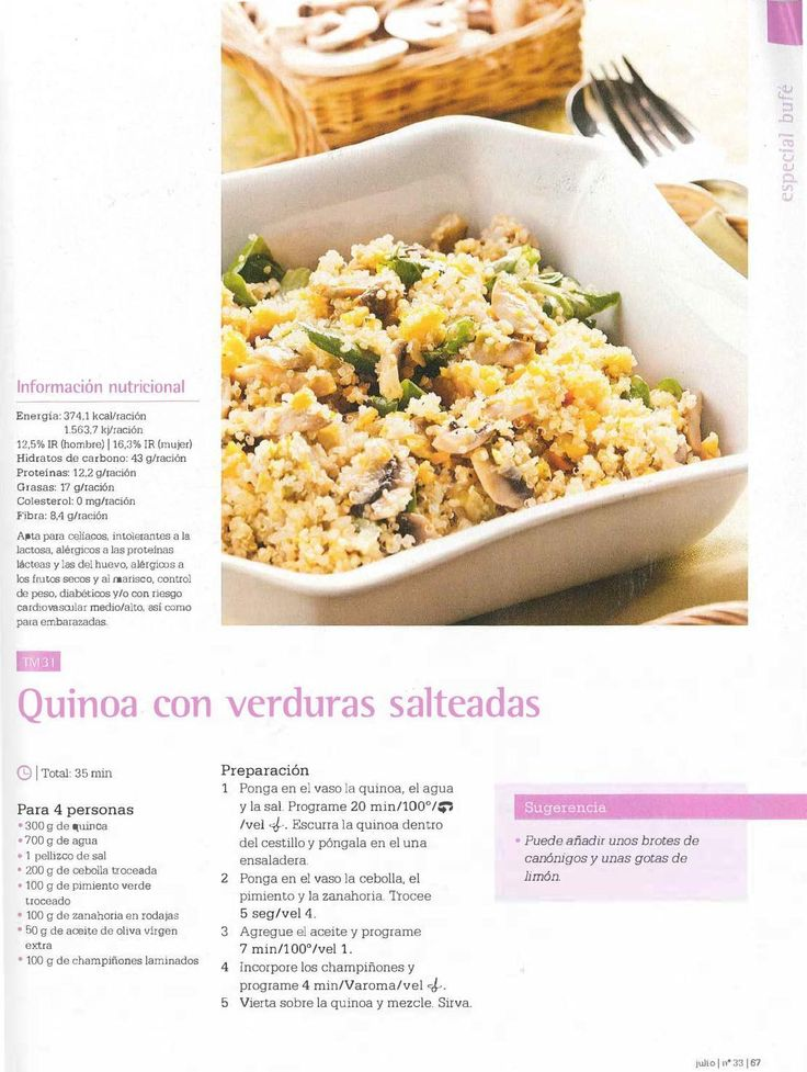 #ClippedOnIssuu from Revista thermomix nº33 especial cocina ligera