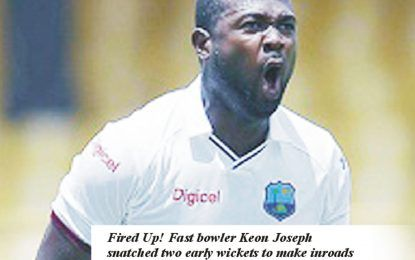 Windies A square series  after crushing victory