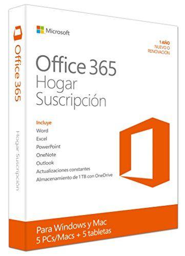 Software: Microsoft Office 365 Hogar Suscripción (Windows y Mac) - ... https://www.amazon.com.mx/dp/B00MH5S9TK/ref=cm_sw_r_pi_dp_x_9Y.9xb8RA37VG