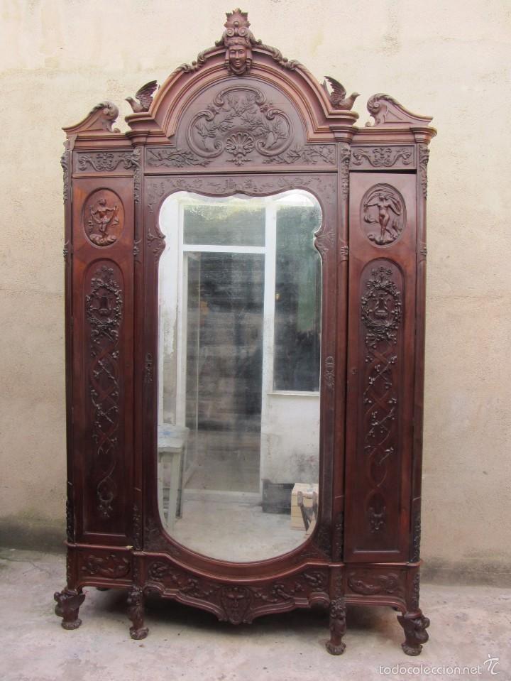 339 mejores im genes sobre coleccion muebles antiguos en pinterest mesas sillones y pupitres - Compraventa muebles antiguos ...