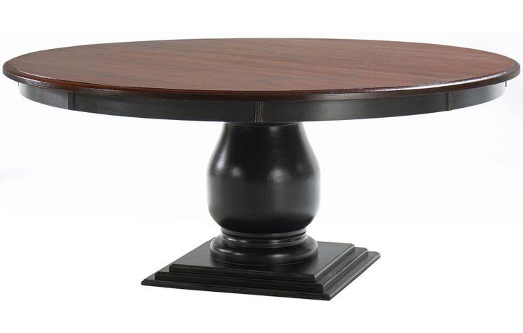 25+ Best Ideas About Round Pedestal Tables On Pinterest