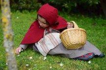Petit chaperon rouge - Quenouille et Mousseline
