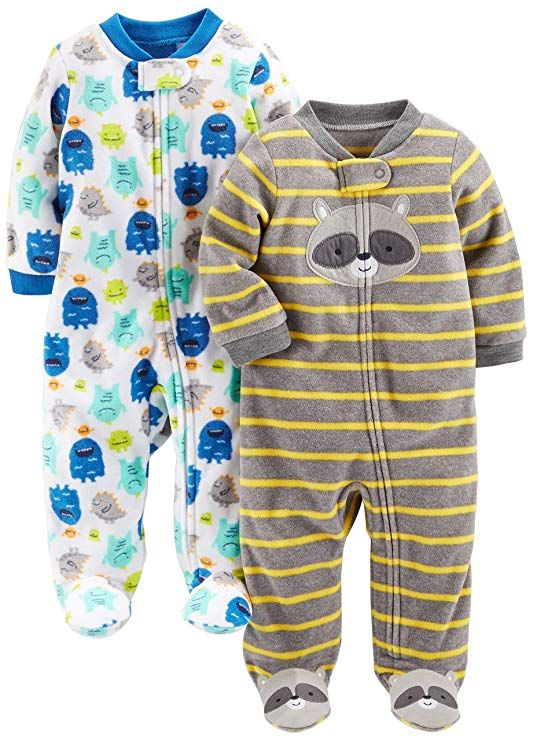 7674a6b59 Carters newborn baby boy pajamas  affiliate