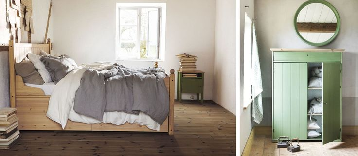 countryside bedroom
