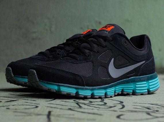 Nike Dual Fusion Forever BlackCool GreySport TurquoiseMid Turquoise