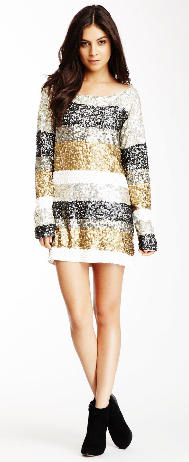 Troca Sequin Dress