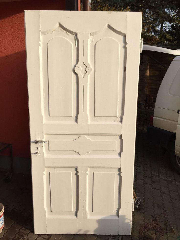 Antike Tür  in Antiquitäten & Kunst, Historische Baustoffe, Bauelemente, Original, vor 1960 gefertigt, Türen | eBay