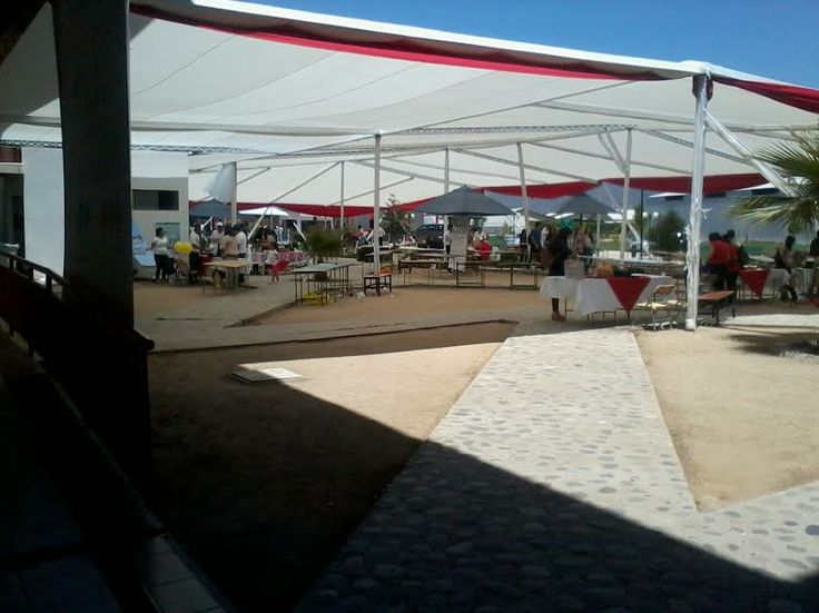 Feria emprendimiento en Sede Melipilla.