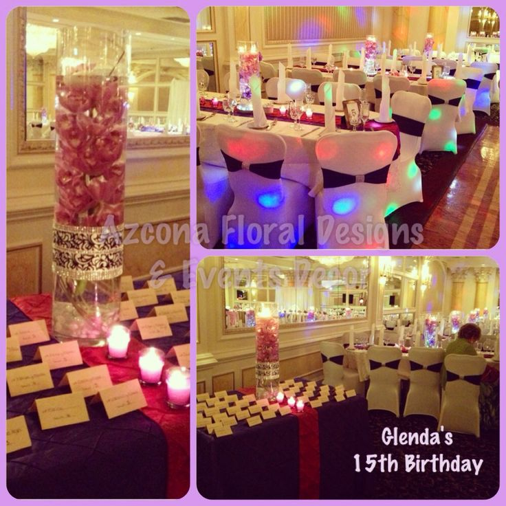 17 best ideas about 15th birthday decorations on pinterest for 15th birthday party decoration ideas
