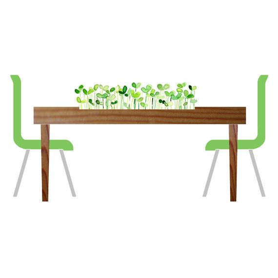 Table for 2...16x11Print