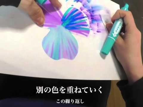 プラバン着色の方法 - NanaAkua工房 ムダでくだらないことを追求して面白がる ナナアクヤ工房の作品集と日々の色々
