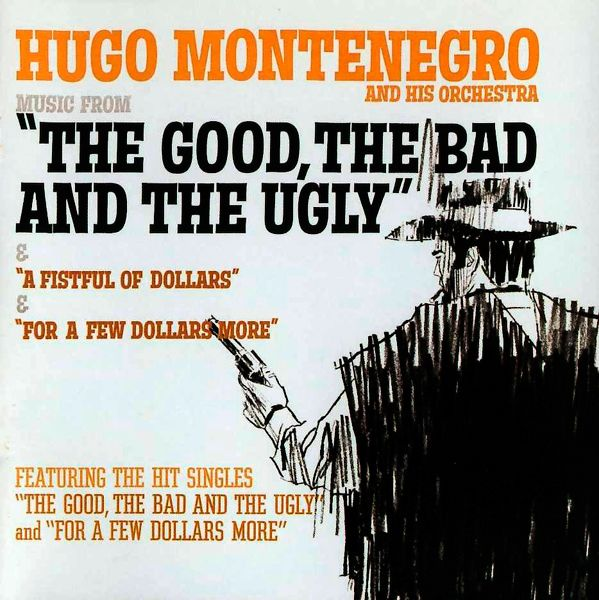 The Good, The Bad And The Ugly Soundtrack - YouTube