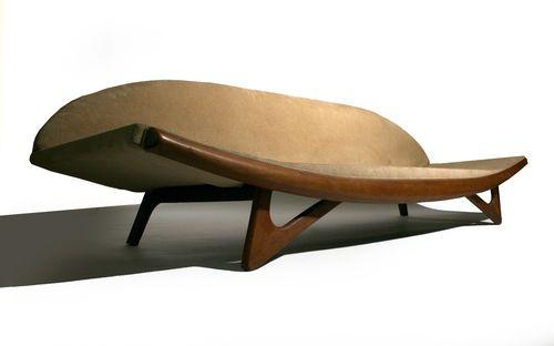 50's Mid Century Danish Modern Adrian Pearsall Craft Associates Sofa | eBay
