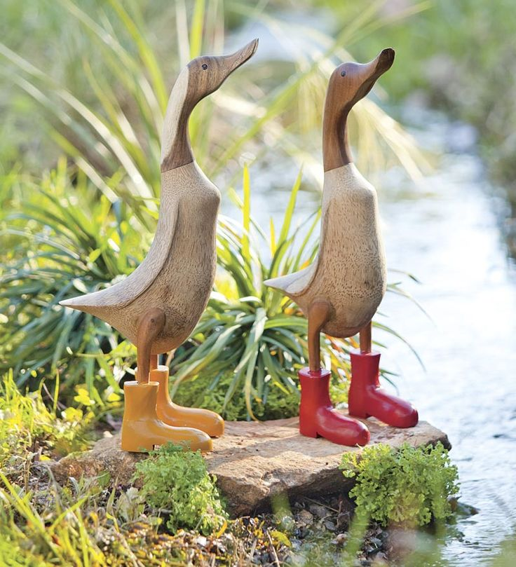 78 best images about animal statues accents for your for Garden decking ornaments