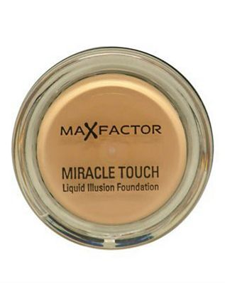 Max Factor Miracle Touch Foundation Warm Almond 48 Advantage card points. Max Factor Miracle Touch Fo, Warm Almond FREE Delivery on orders over 45 GBP. http://www.MightGet.com/february-2017-1/max-factor-miracle-touch-foundation-warm-almond.asp