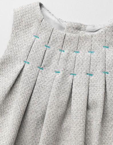 FREE Pattern and tutorial: The Eriqua Dress