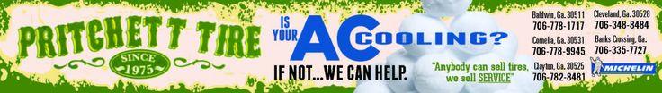 Ac Services And Repair Cornelia Georgia | Pritchett Tire - Cornelia | Pritchett Tire - Cornelia, GA #georgia #CorneliaGA #shoplocal #localGA