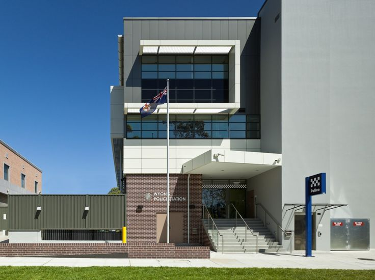 Wyong Police Station
