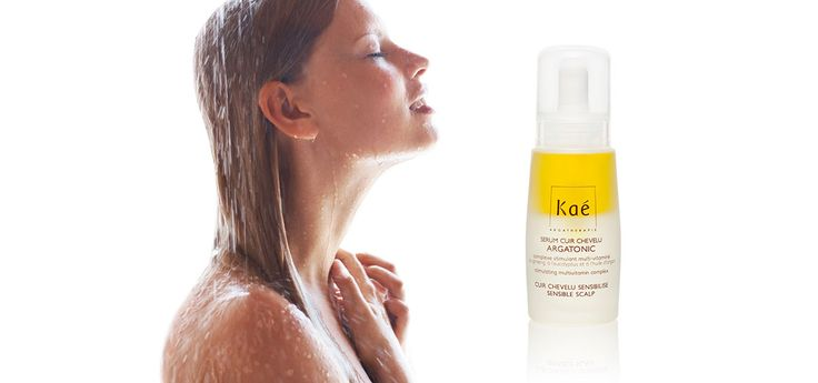 July Featured Product: Argaronic Scalp Serum by Kae Argatherapie