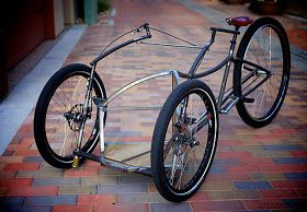 Bicicletas custom de ayer y hoy: trike IV