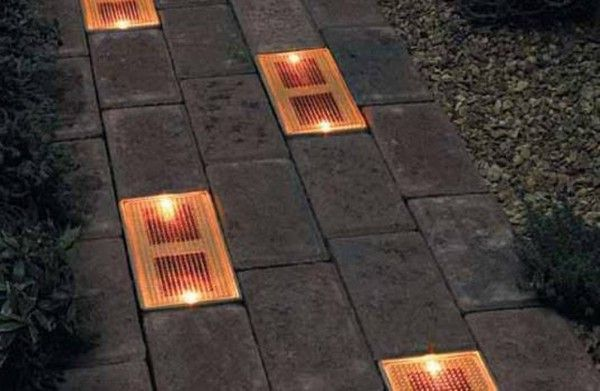 Solar Patio Lights: Solar Patio Lights In The Floor ~ Lighting Inspiration