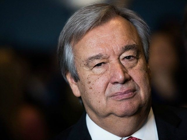 New UN Boss Tells Europe Migration Unstoppable, Says Politicians Should Ignore Voters