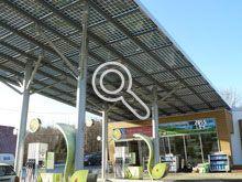 Budapest MOL - Solar Gas station