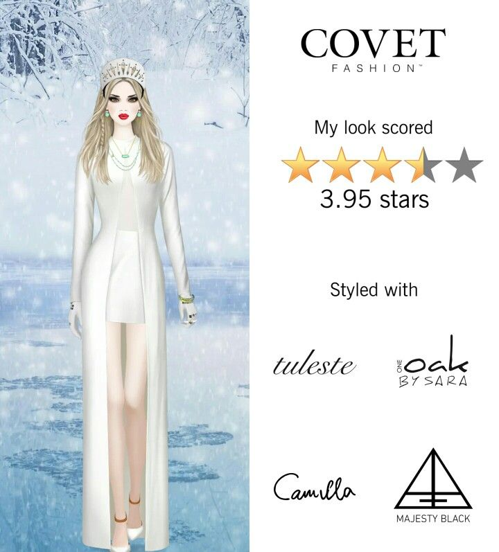 Ice Queen My Covet Fashion Pinterest Ice Queen