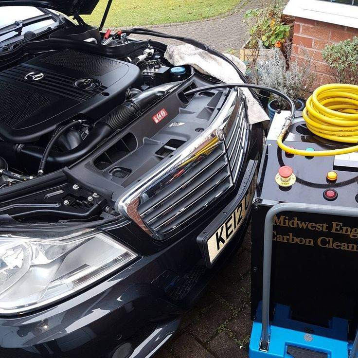 Mercedes c220 d carbon cleaned and running smooth.  #birminghamuk #carbon #carboncleaning #loweremissions #savefuel #mechanics #c220d #mercedes #62plate #soletrader #green #cars #racecars