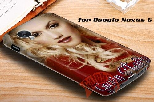 Gwen Stefani Beautiful Singer Google Nexus 5 Case Cover | galuh303 - Accessories on ArtFire