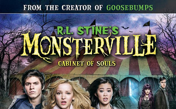 Watch R.L. Stine's Monsterville: The Cabinet of Souls (2015) Full ...