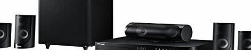 Samsung HTJ5500 - 5.1, 1000w Home Theatre Samsung HTJ5500 5 Speaker 3D Blu-Ray DVD Home Theatre SystemEnjoy full cinema surround sound at its finest With five speakers the J5500's powerful surround-sound system puts you at the heart of the ac http://www.comparestoreprices.co.uk/dvd-home-cinema-systems/samsung-htj5500--5-1-1000w-home-theatre.asp